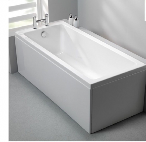Carron Quantum 1800 x 800mm Single Ended Bath